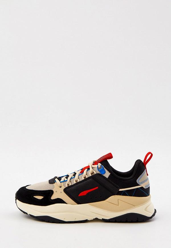 женские низкие кроссовки puma, разноцветные
