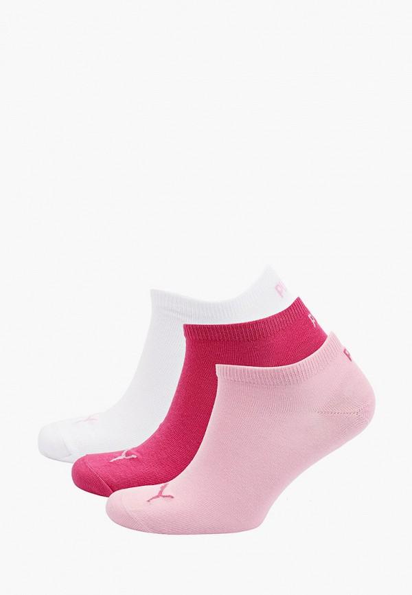 Носки 3 пары PUMA разноцветного цвета