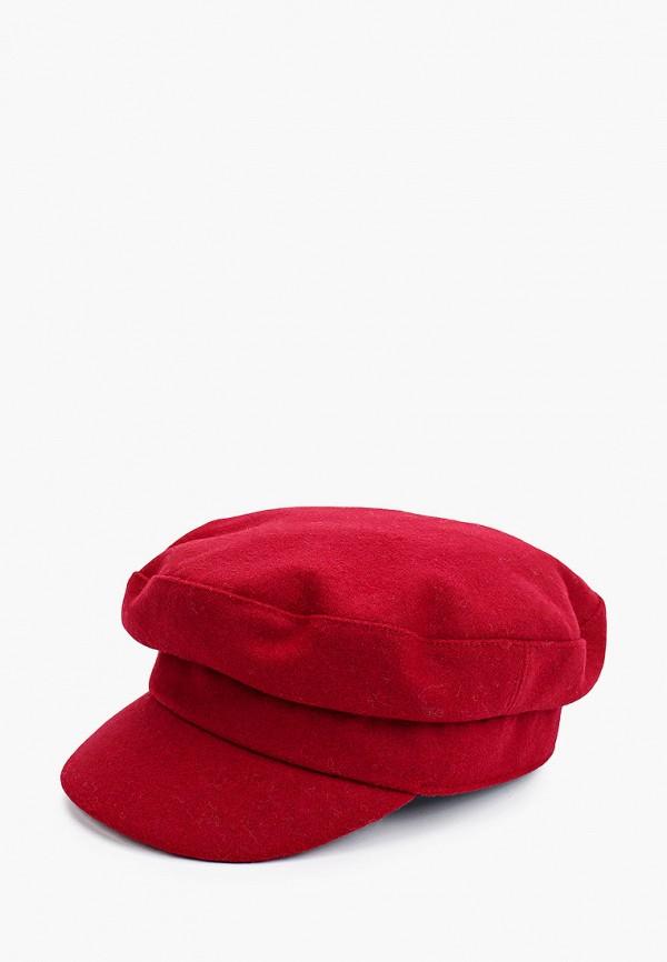Кепка Tommy Hilfiger красного цвета