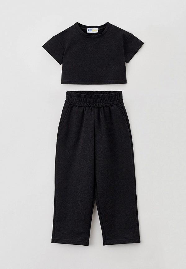 костюм fridaymonday для девочки, серый