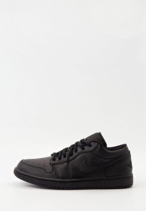 Кеды Jordan AIR 1 LOW. Цвет: черный