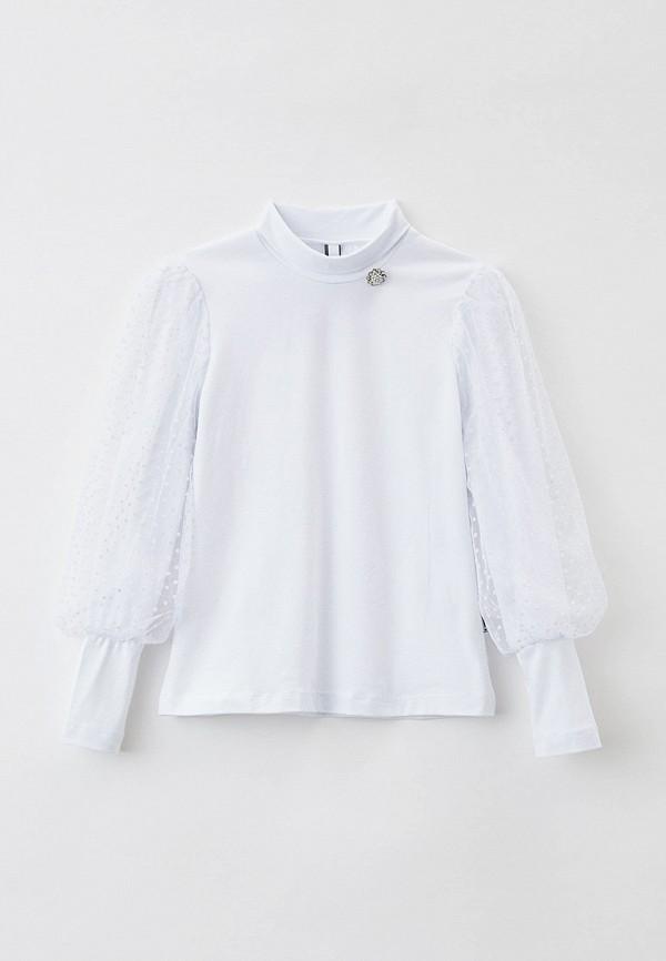 Блуза Nota Bene белого цвета