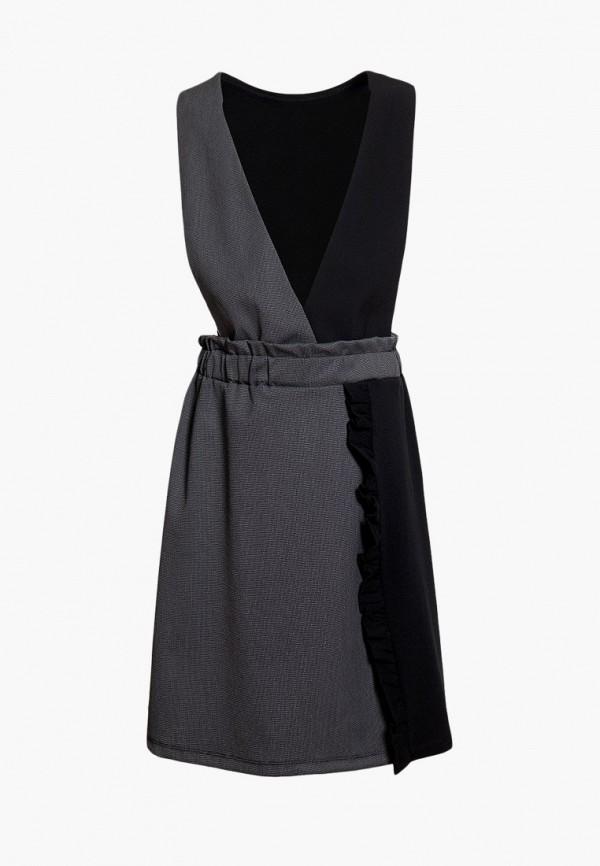 Платье Nota Bene черного цвета