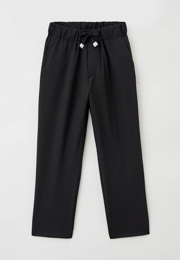 брюки nota bene для мальчика, черные