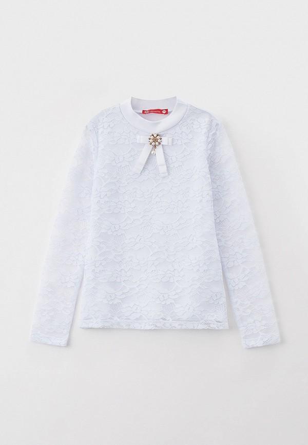 блузка t&k для девочки, белая