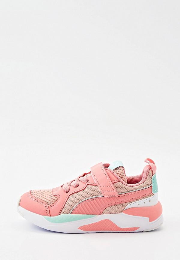 Кроссовки PUMA розового цвета