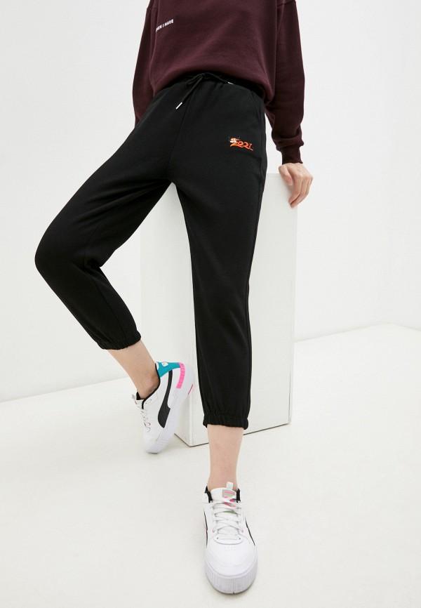 женские спортивные брюки moki, черные