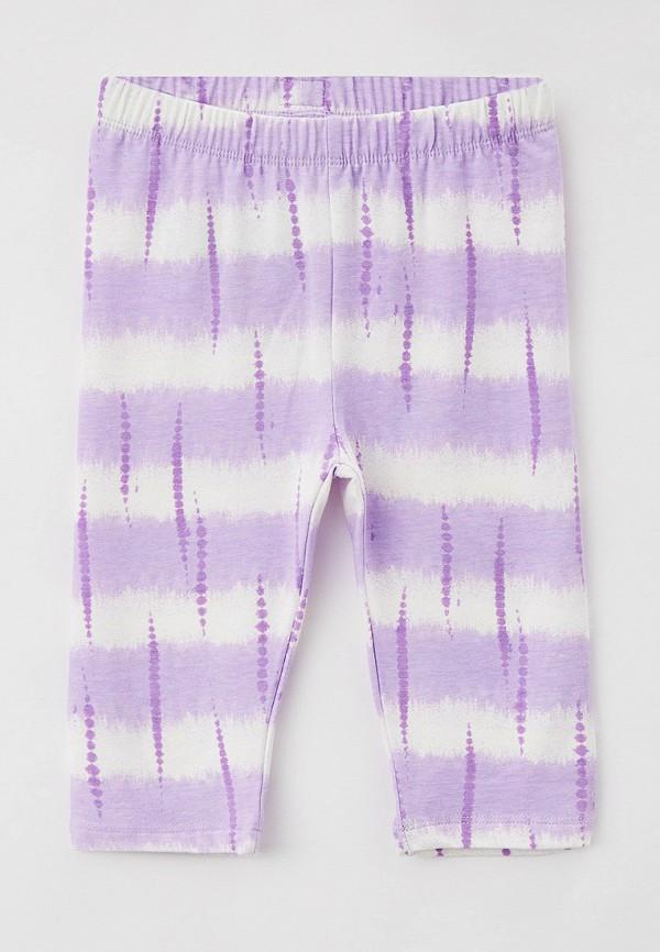 леггинсы gap для девочки, фиолетовые