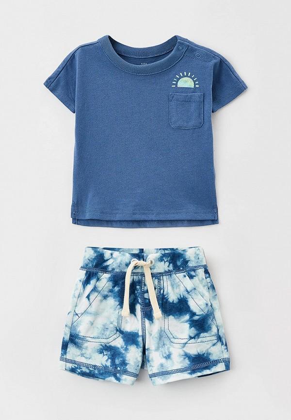 костюм gap для мальчика, синий
