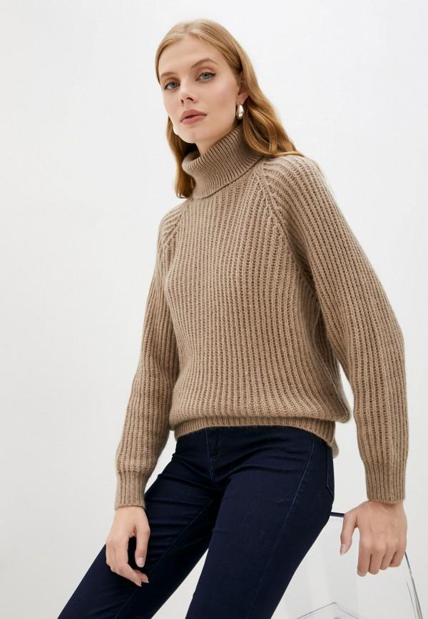 женский свитер trussardi, бежевый