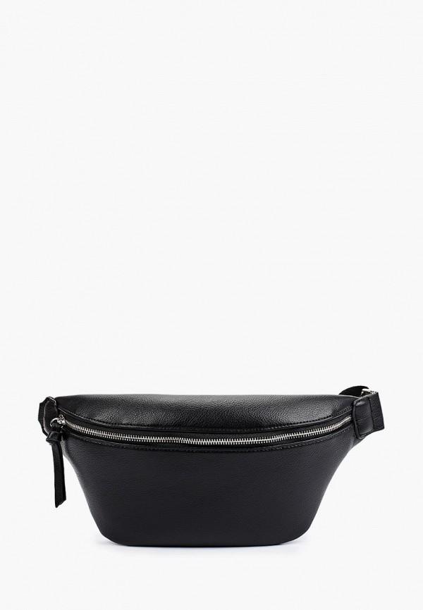 женская поясные сумка baggini, черная