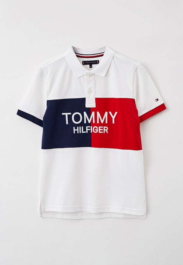 Поло Tommy Hilfiger KB0KB06359 фото