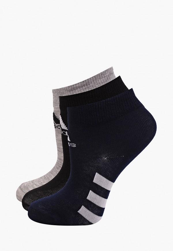 носки adidas для мальчика, разноцветные
