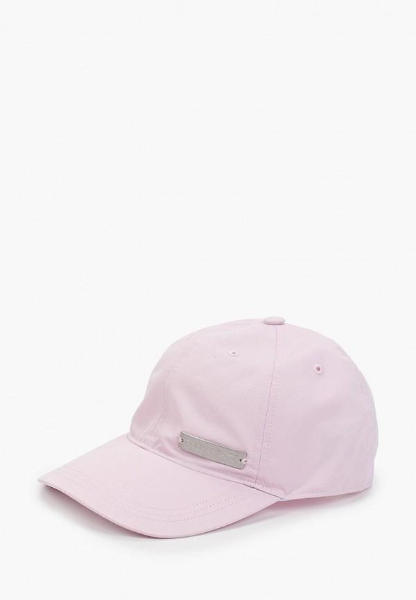 Бейсболка Reebok розового цвета