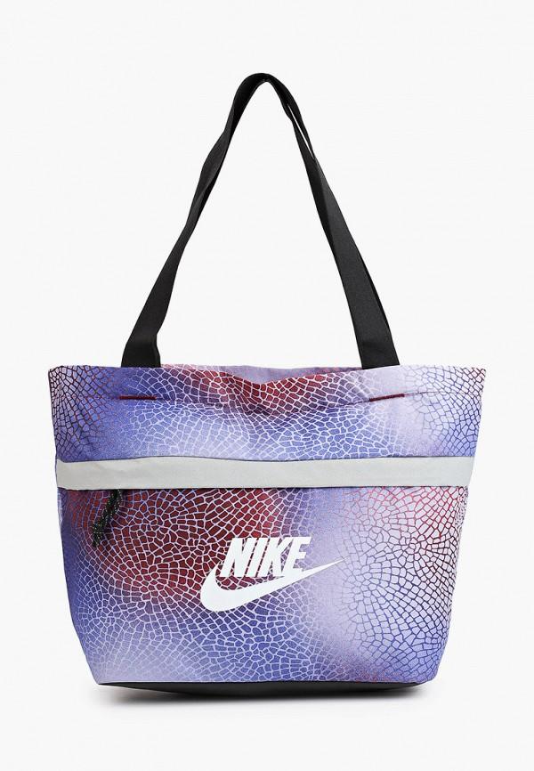 сумка-тоут nike малыши, разноцветная