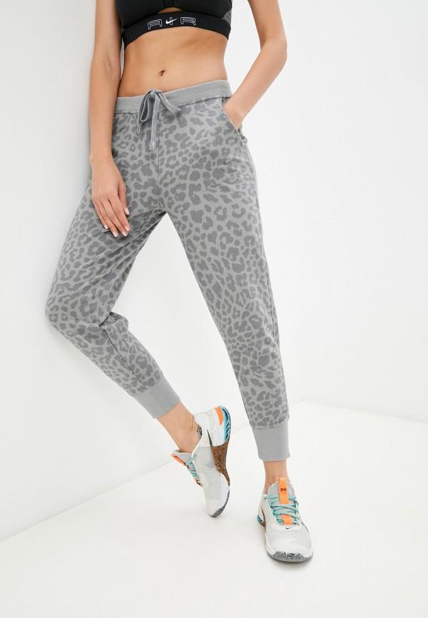 женские спортивные брюки nike, серые