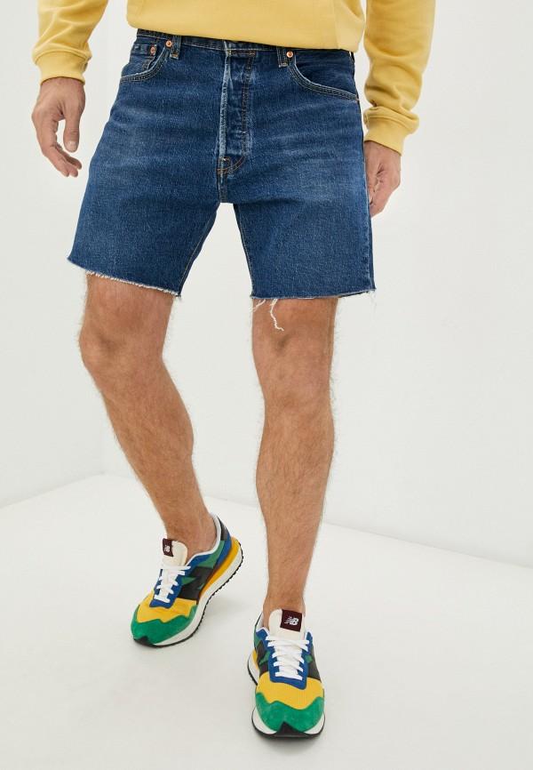 Шорты джинсовые Levi's® Levi's® синего цвета