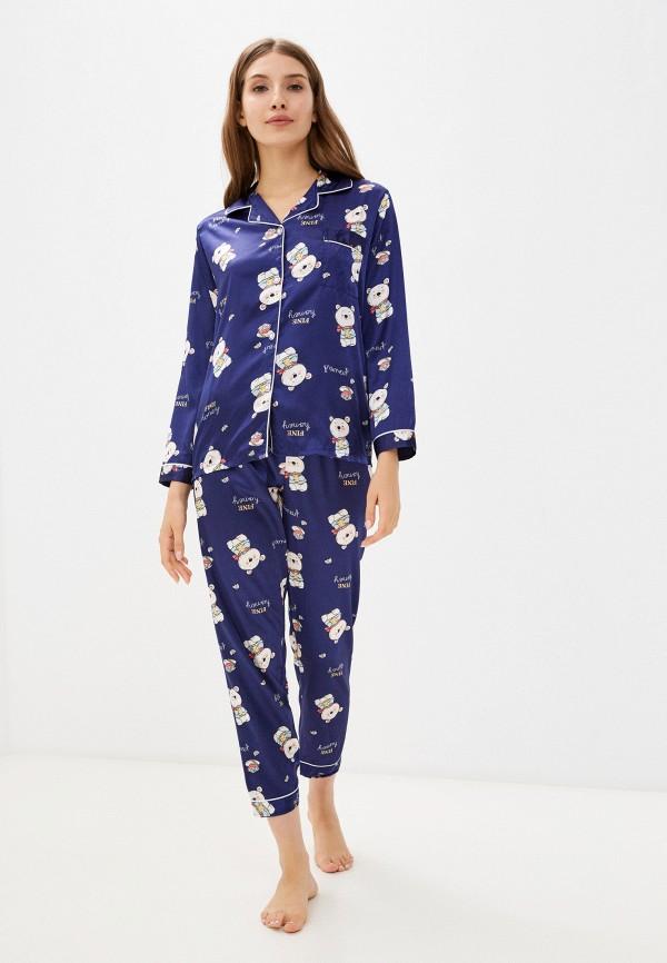 Пижама SleepShy синего цвета