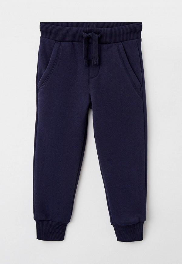 спортивные брюки marks & spencer для мальчика, синие