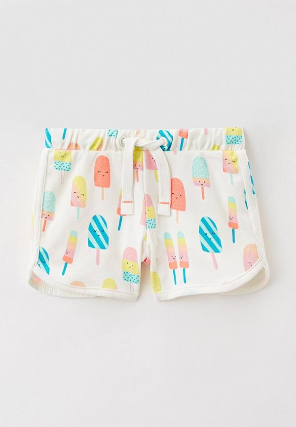 шорты marks & spencer для девочки, белые