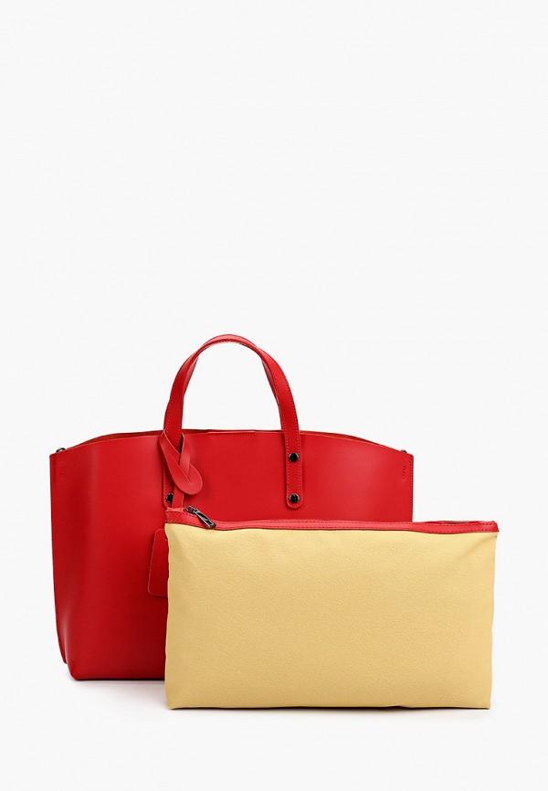 женская косметичка-шоперы roberta rossi, разноцветная