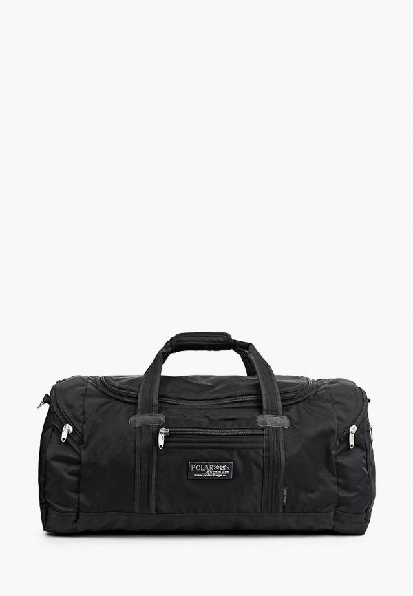 женская дорожные сумка polar, черная