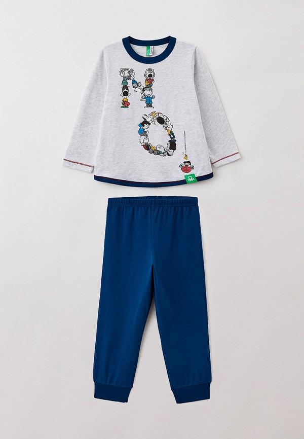 Пижама United Colors of Benetton 3VR50P2G1 фото