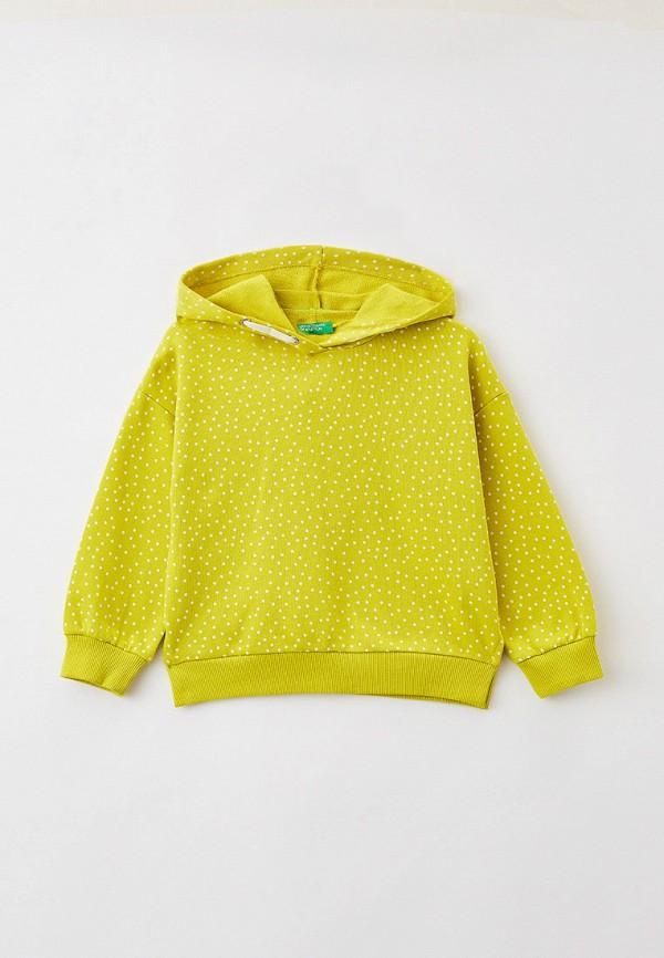 Худи United Colors of Benetton, Желтый