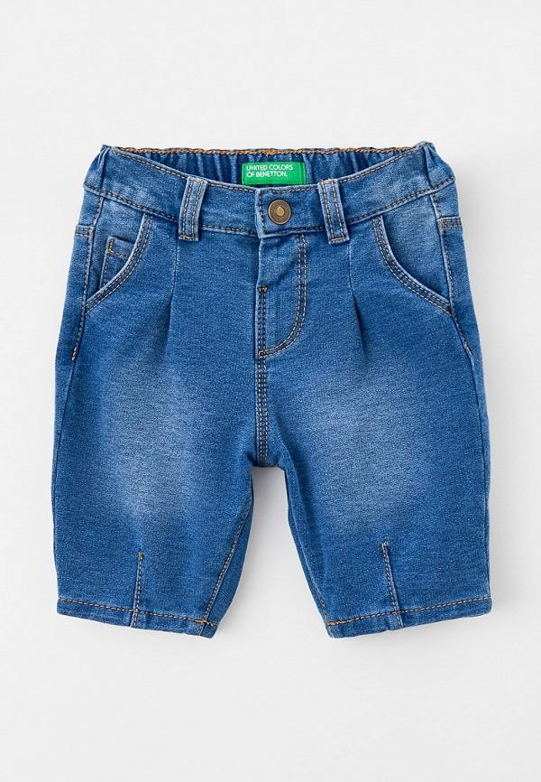 Шорты джинсовые United Colors of Benetton 4BAY57PA0 фото