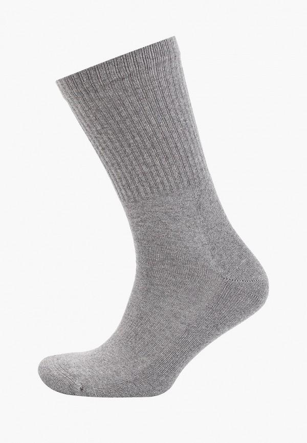 Носки Mango Man серого цвета