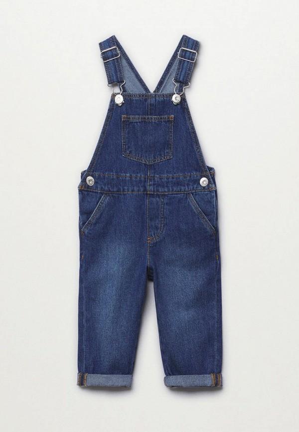 Комбинезон джинсовый Mango Kids 17053259 фото