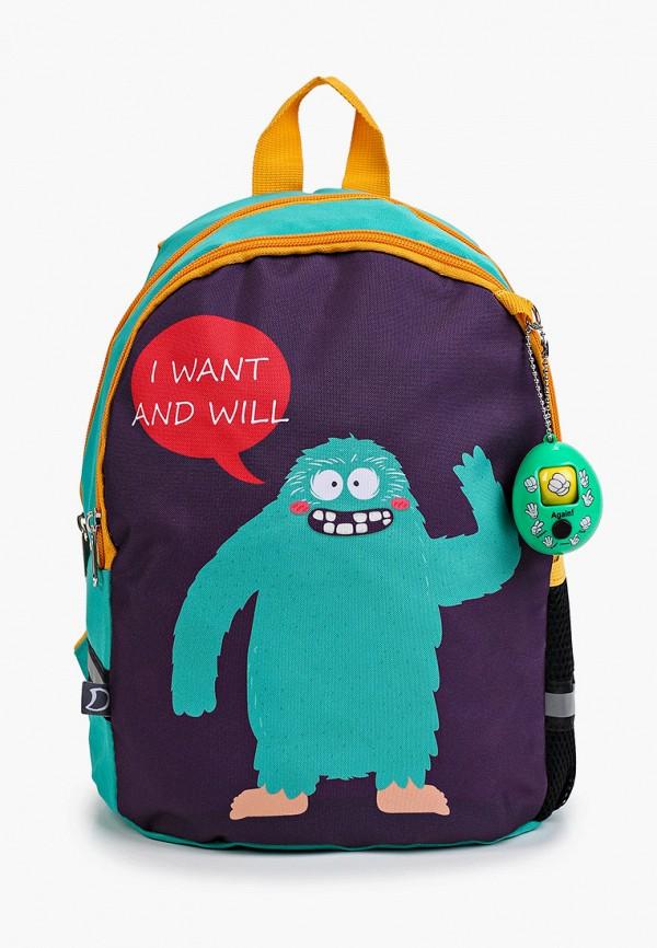 рюкзак котофей малыши, разноцветный