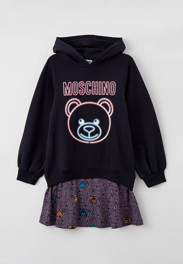 Платье Moschino Kid HDV0AV фото