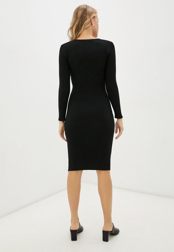 Платье Pink Summer черный PS22-0321-12 RTLAAO181501
