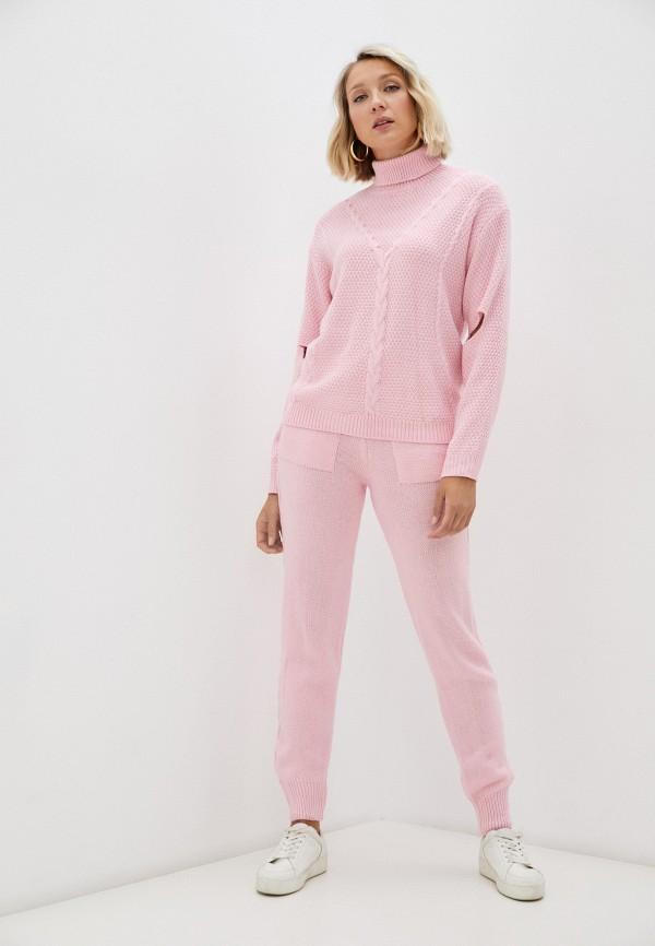 Костюм Pink Summer розового цвета
