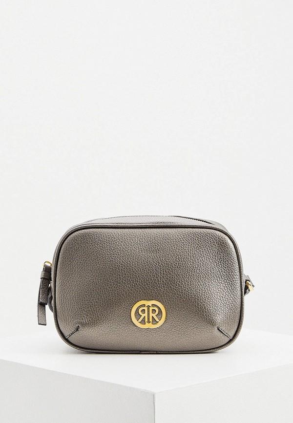 женская сумка cerruti 1881, серая