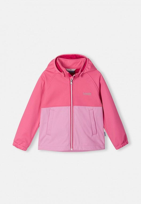 Куртка утепленная Lassie розового цвета