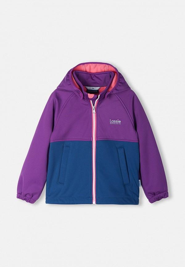 Куртка утепленная Lassie разноцветного цвета