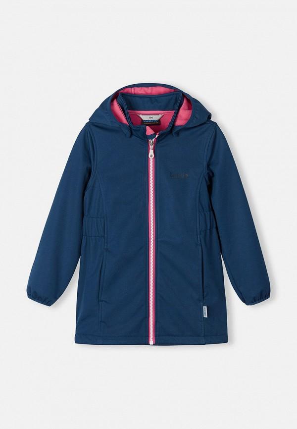 Куртка утепленная Lassie синего цвета