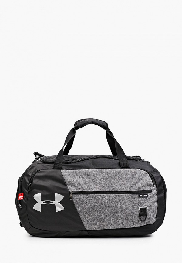 женская спортивные сумка under armour, серая