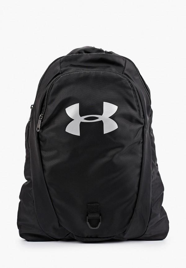 женский рюкзак under armour, черный