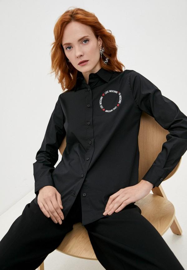 Рубашка Love Moschino RTLAAO343701I460