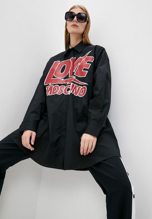 Рубашка Love Moschino RTLAAO344601INS