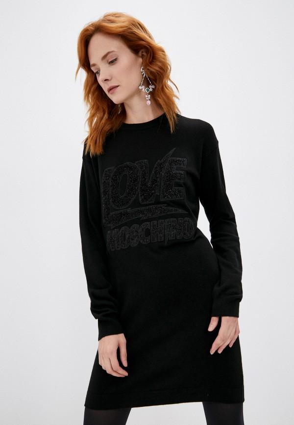 Платье Love Moschino RTLAAO351302I420