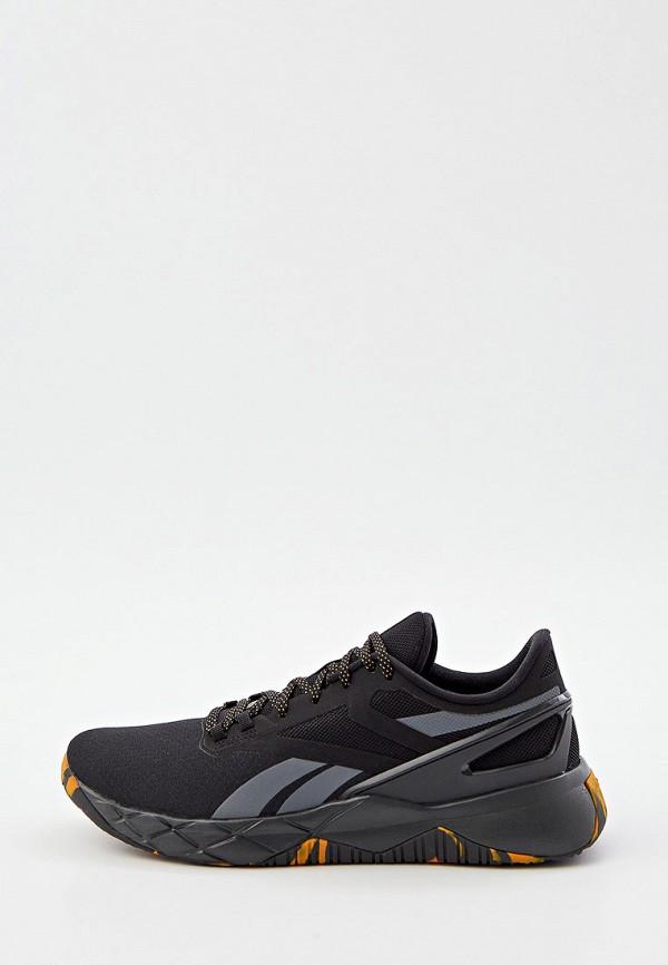 Кроссовки Reebok черного цвета