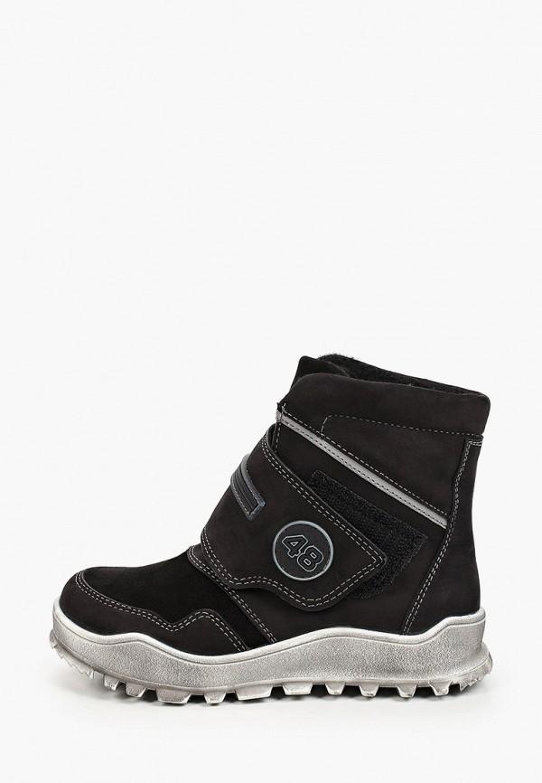 Ботинки Marko черного цвета