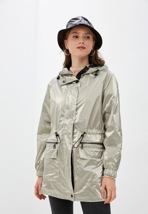 женская легкие куртка softy, золотая