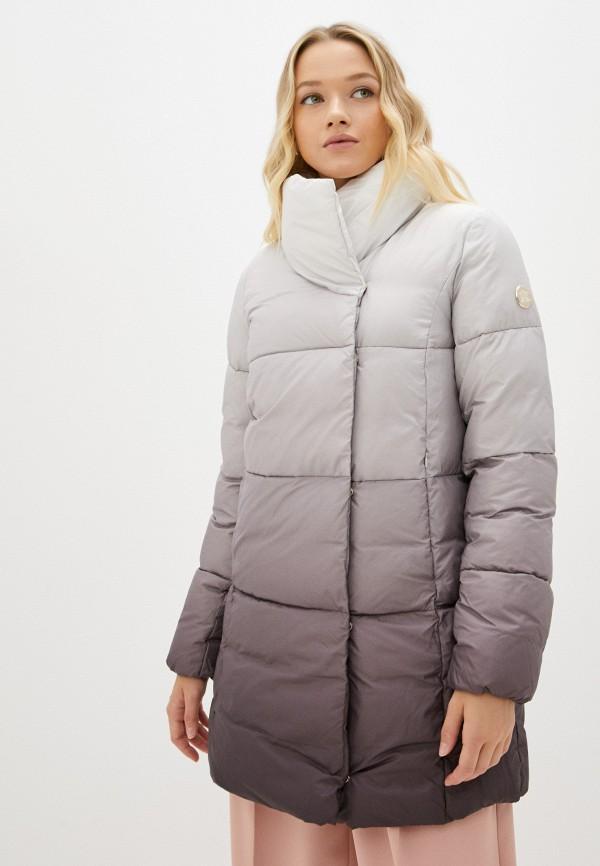 Куртка утепленная Madzerini бежевого цвета