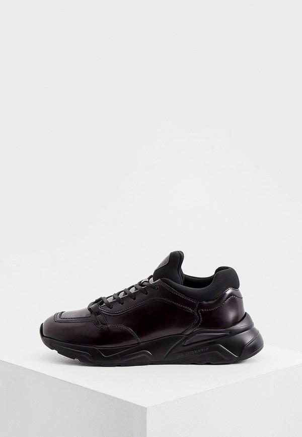 мужские низкие кроссовки fabi, бордовые