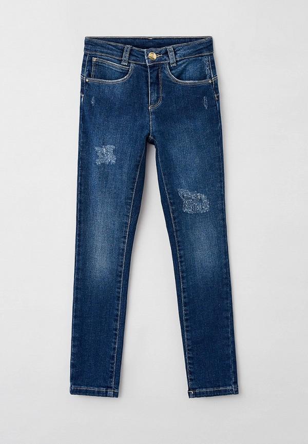 джинсы liu jo для девочки, синие